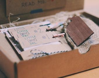 Little Boxpal [Pen Pal Kit]