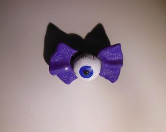 Pastel Goth accessories hair clip