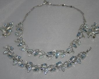 Beautiful vintage costume jewelry