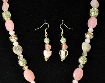 Aphrodite Jewelry Set