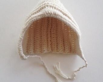 Pixie Bonnet - 6-12 months