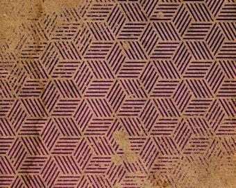 Grid Pattern Stencil
