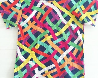 MISSONI t-shirt 100% cotton Made in Italy new