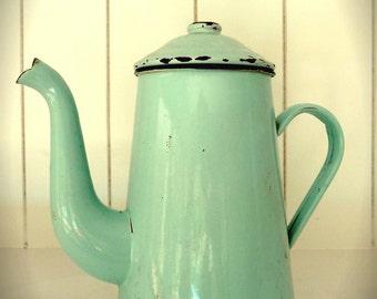 French vintage Tea Pot