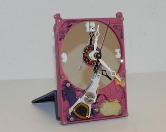 Hard Drive Clock - Laptop