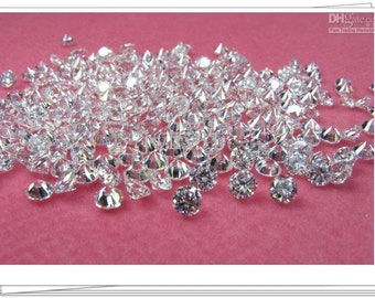 AAAAA Rated Cubic Zirconias (Various sizes available)