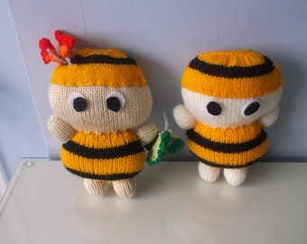 All these are Handmade Knitted woodland creatures
