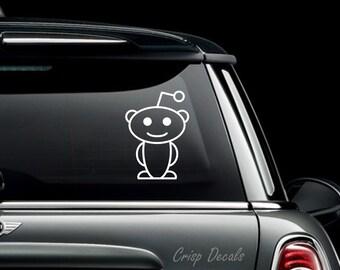 Reddit Vinyl Decal Bumper Sticker Laptop Sticker