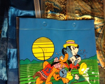 Vintage Mickey Mouse Bag