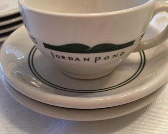 Crazy price drop!  Vintage China from Jordan Pond House