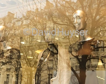 Ghostly Mannequins