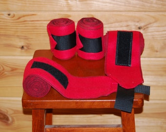 Solid Color Polo Wraps Set of 2