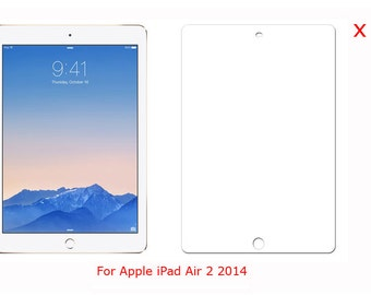 3 x Matte Screen Protector Anti-glare Film Guard Shield For Apple iPad Air 2 2014