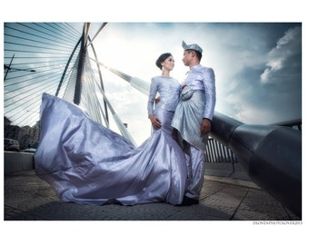 Wedding Dress - Bride & Groom