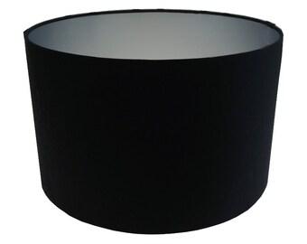 Lamp Shade, Black, Silver, Black & Silver, Home Decor, Modern Lamp Shade, Lighting, Shade