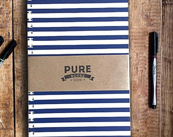 Sketchbook Notebook PUREbooks Blue