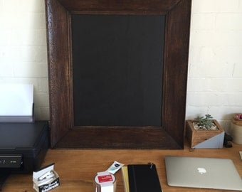 Made to Order - Large Vintage Antique Framed Chalkboard