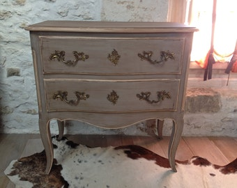 Louis XV style jumping patinated