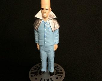 Coneheads Saturday Night Live Beldar PVC figure 1991