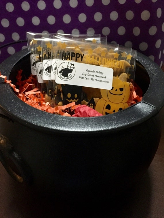 Halloween Dog Treats - Homemade With Love, Not Preservatives