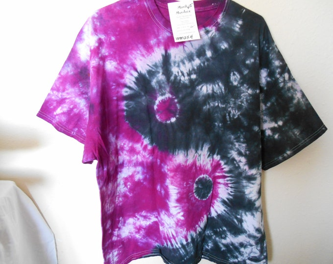 100% cotton Tie Dye T-shirt MM2X4 size 2X