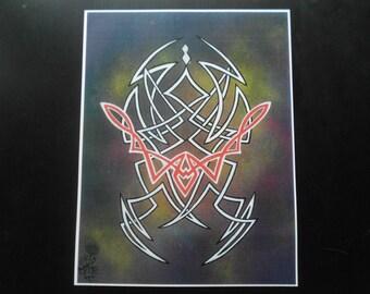 Abstract Vector Prints
