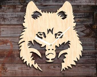 Cute Wolf Home Decor Etsy
