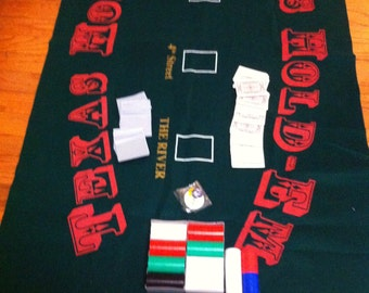 Poker cloth (Texas Hold-em)