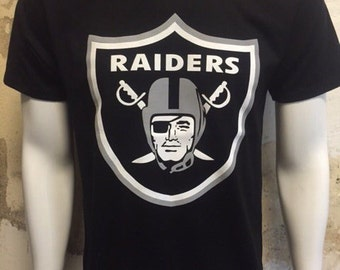 Raiders Man t-shirt