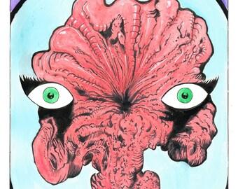Copra illustration by Mike Prezzato