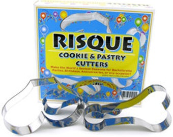 Cookie Cutters Adult Brownies Jello Present Gift Topper etc Decorations