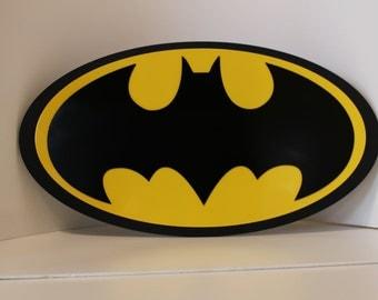 Batman Wall emblem