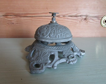 An old shop counter bell.