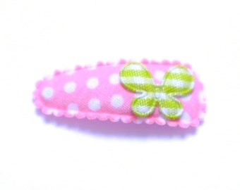 Barrette for baby to little Butterfly
