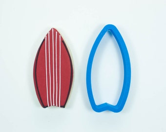Surfboard Cookie Cutter