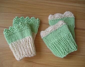 Set of 2 baby Pulswärmer