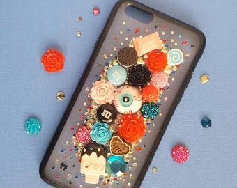 Decoden iPhone 6/6s case - creepy cute