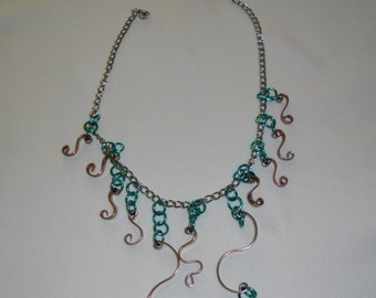 Necklace PDF-153   Copyrighted item