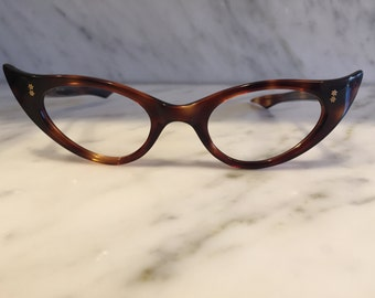 womens vintage cat eye glasses