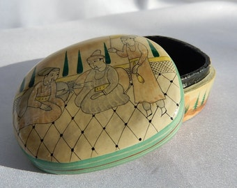 Ancient Persia Box Plasterboard