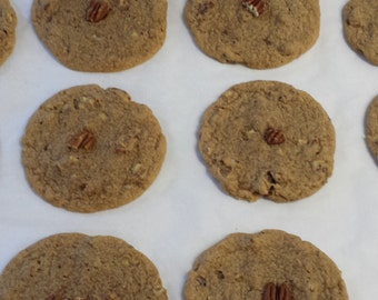 Pecan Cookies