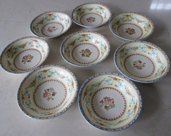 Myott Fruit Dessert Bowls