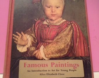 Old book of paintings