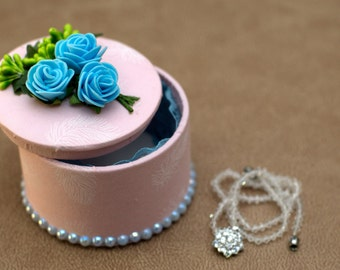 Jewelry Box. Box for jewelry.