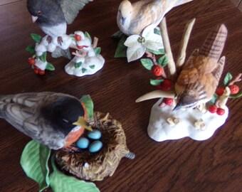 Lenox Birds set of 4
