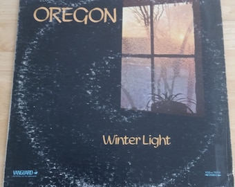 Oregon - Winter Light - VSD 79350 - 1974 Original Pressing