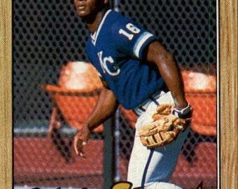 Vintage - 1987 Topps #170 Bo Jackson RC