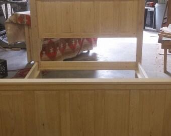 Custom Bed Frame or Head Board