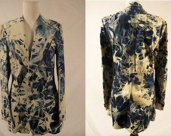 Original Stripped Denim Jacket