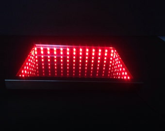Led Infinity Mirror Effect
